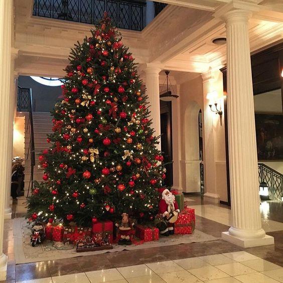 Christmas Apartment Decor Ideas