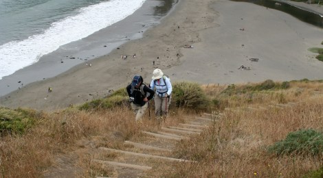 Marin Headlands buddy hike