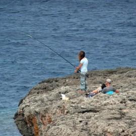 Menorca, Spanje, 2-9 augustus 2017
