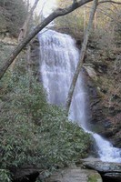 Catawba Falls - Upper Falls - 091128