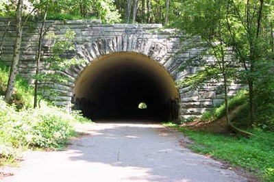 NSR -Road to Nowhere tunnel