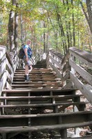 MST16-Staircase to Stone Mountain Falls