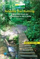 Asheville Trail Running book cover