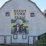 Reedy Fork Farm on the MST