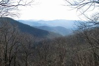 Montreat hike - from switchback trail