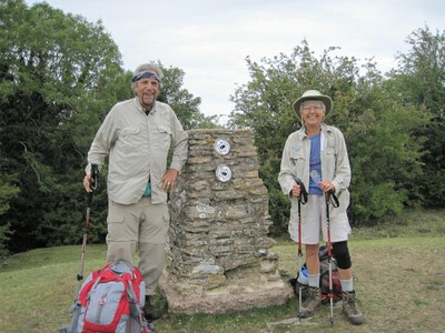 Cotswold Way - On top