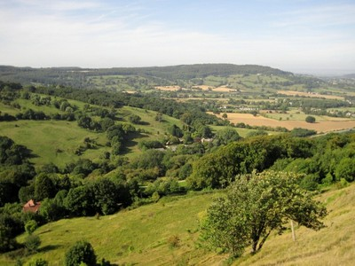 Cotswold Way - View day 4