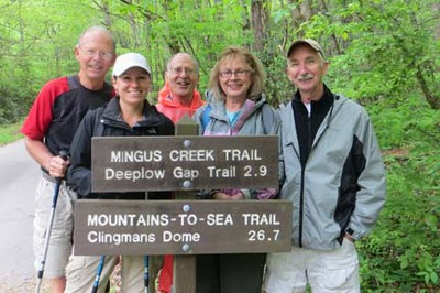 MST in the Smokies - May 2013