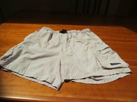 Old hiking shorts