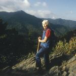 Margaret Stevenson, from a Friends of the Smokies website
