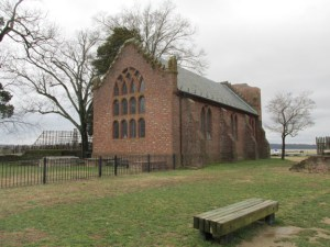 Church in Jamestown