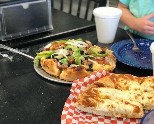 Roy's Combo Pizza