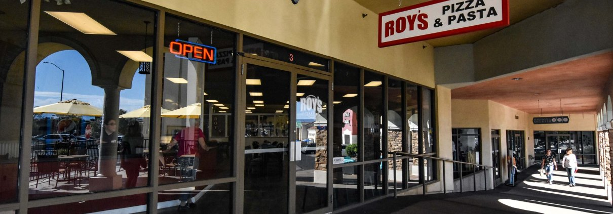 Roy's Pizza Restaurant St George