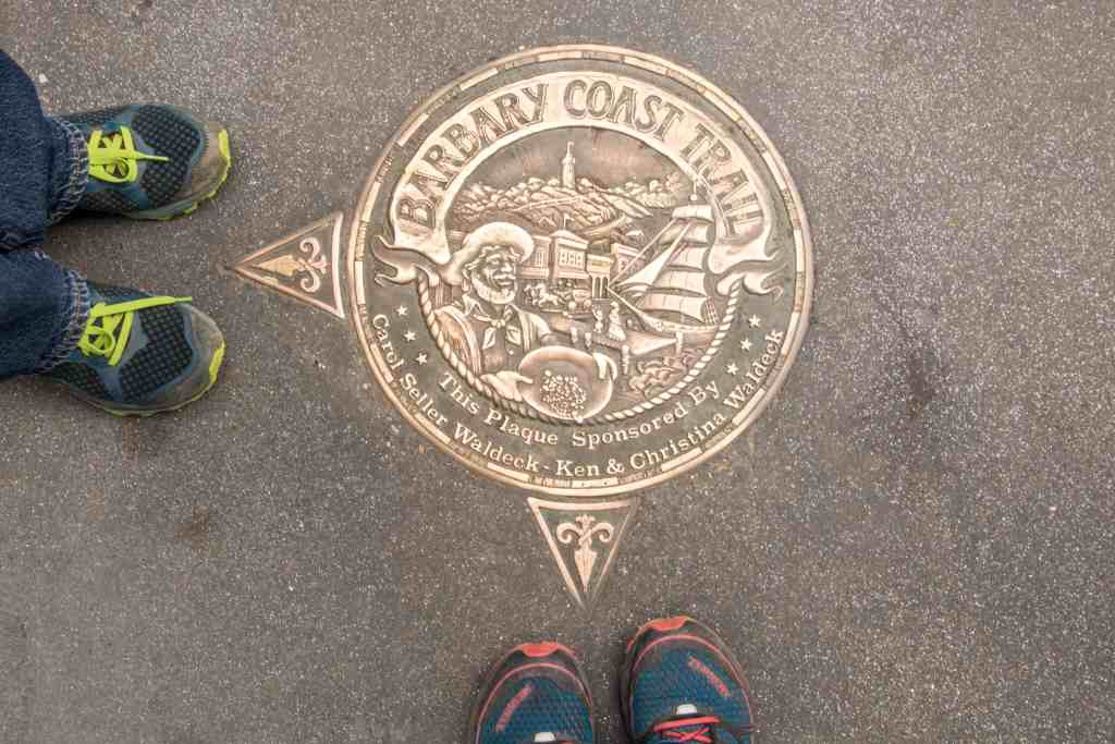 Barbary Coast Trail - San Francisco | Hike Then Wine