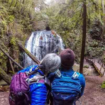 Russian Gulch Waterfall Hike and Salmon Spawning! – Mendocino