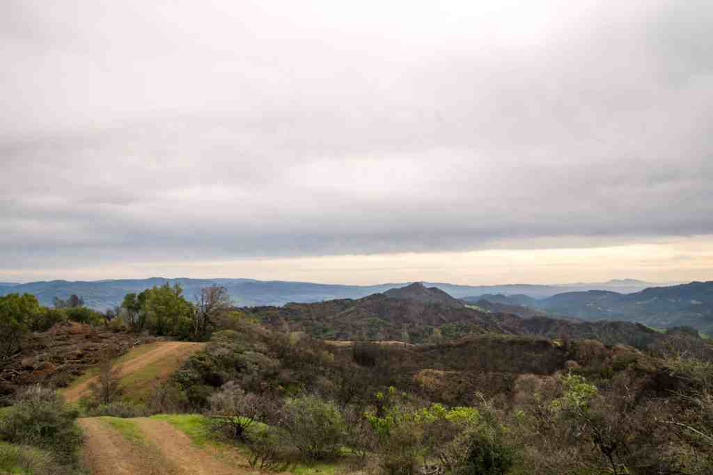 Sugarloaf Ridge State Park Healing and Hope - Sonoma | Hike Then Wine