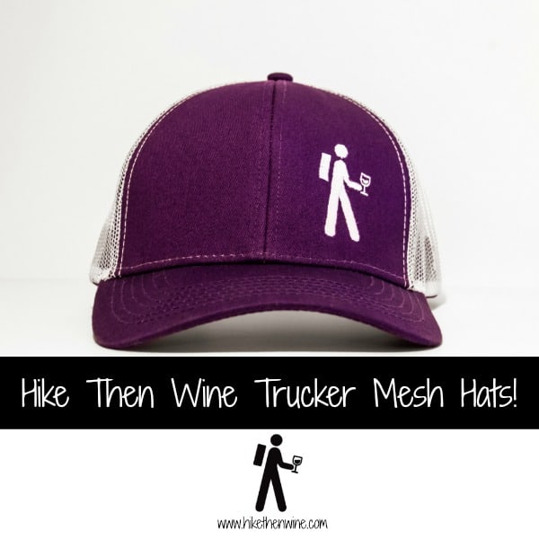 Hike Then Wine Hats