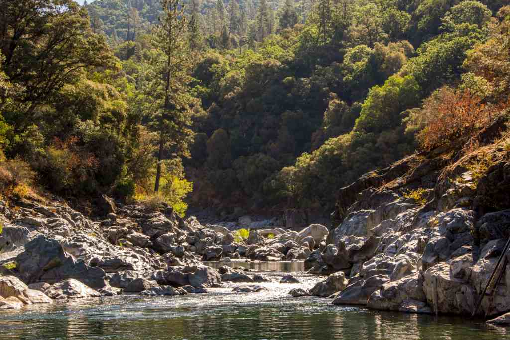 south yuba river