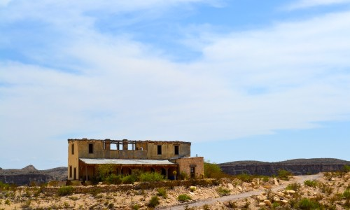 Terlingua, TX: The hippie ghost town time forgot
