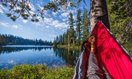 Lake Tahoe's Best Kept Camping Secret: Loch Leven
