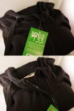 Minus33 Merino Wool Kodiak Expedition Full Zip Hoody