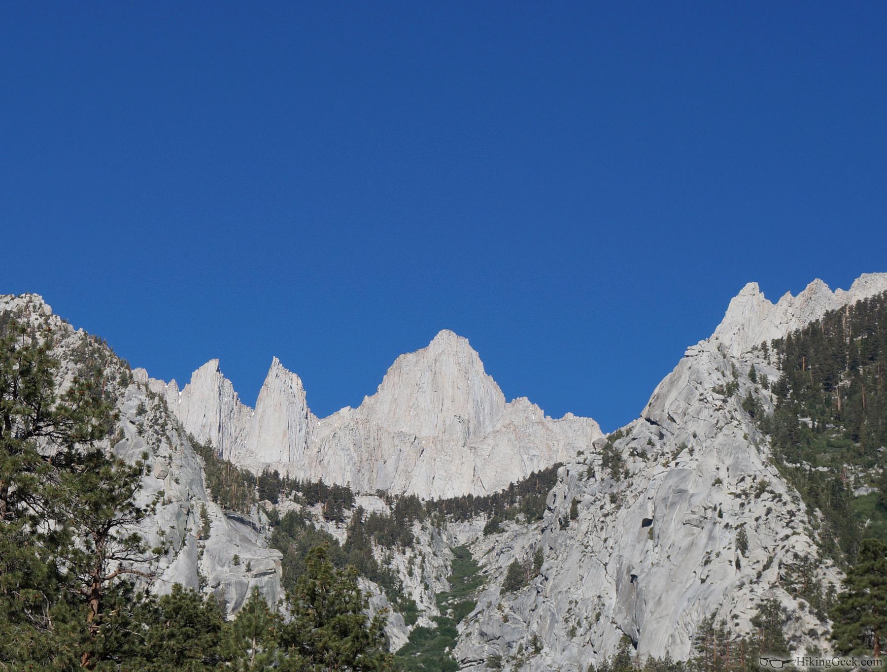 Trip & Hike Planning, June 1-4 2014 (Mt. Whitney, Yosemite & Mammoth)