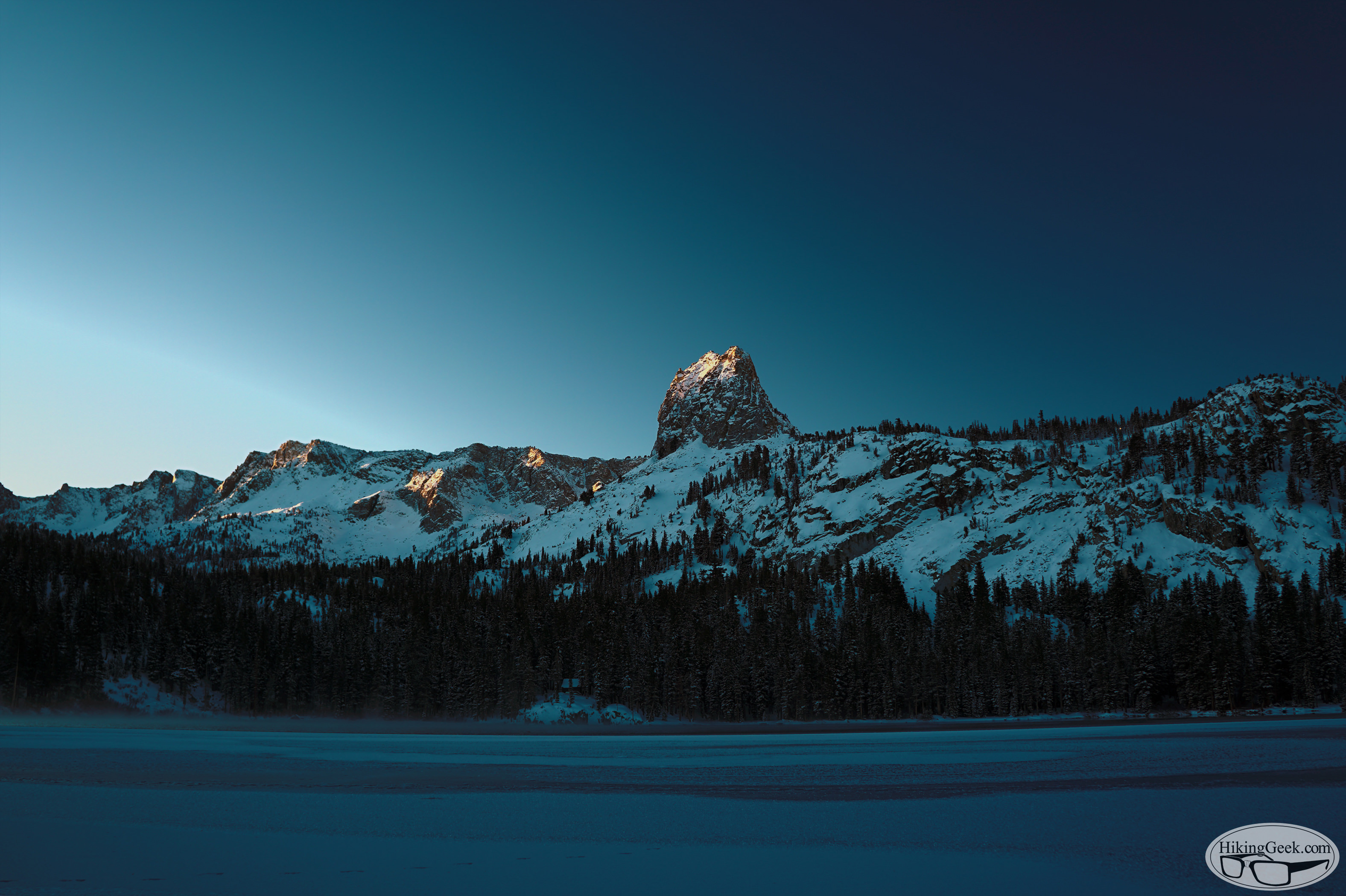 Trip Report: Mammoth Lakes Basin, November 29 2015