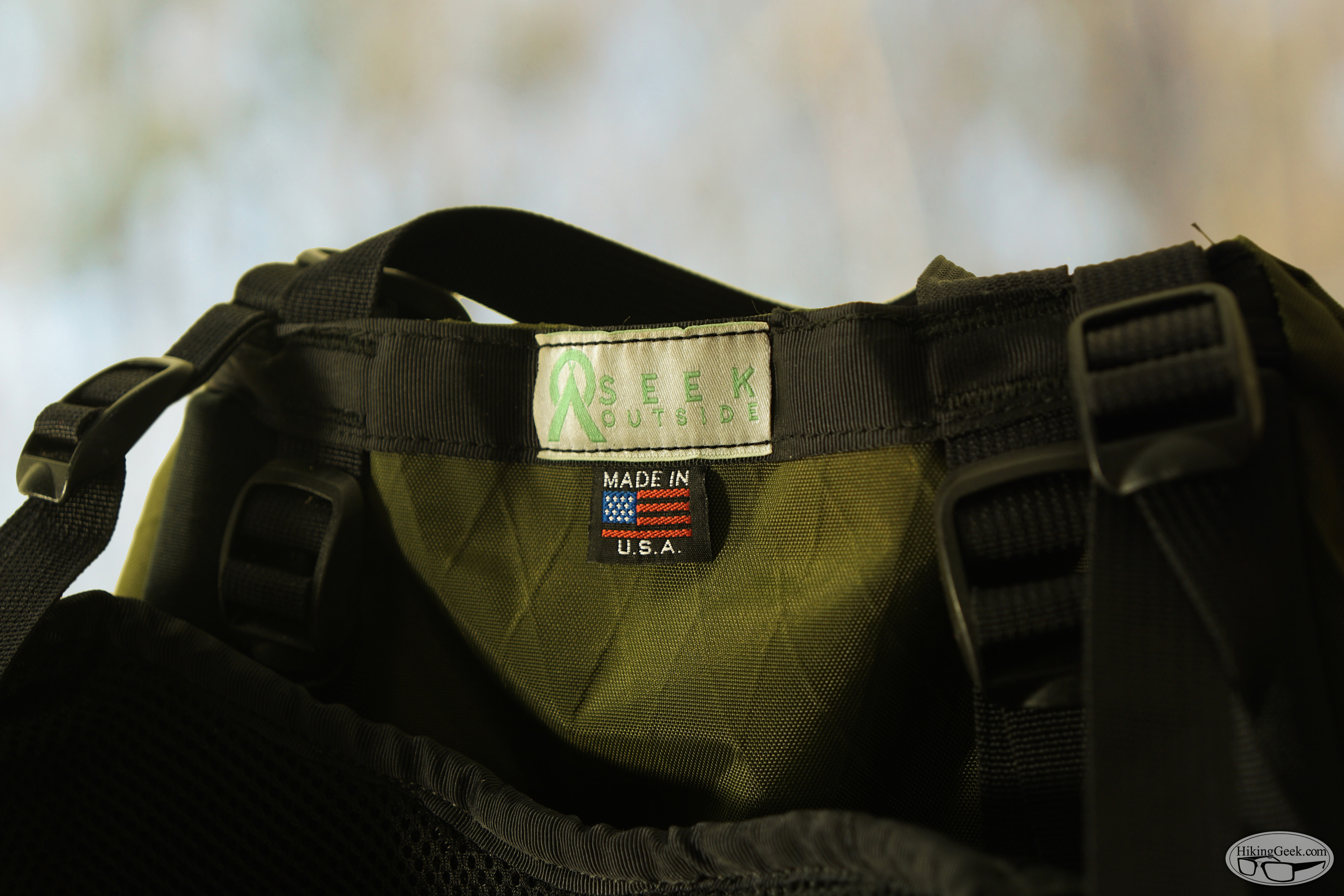 Gear Review: Seek Outside Divide 4500 Ultralight External Frame Backpack