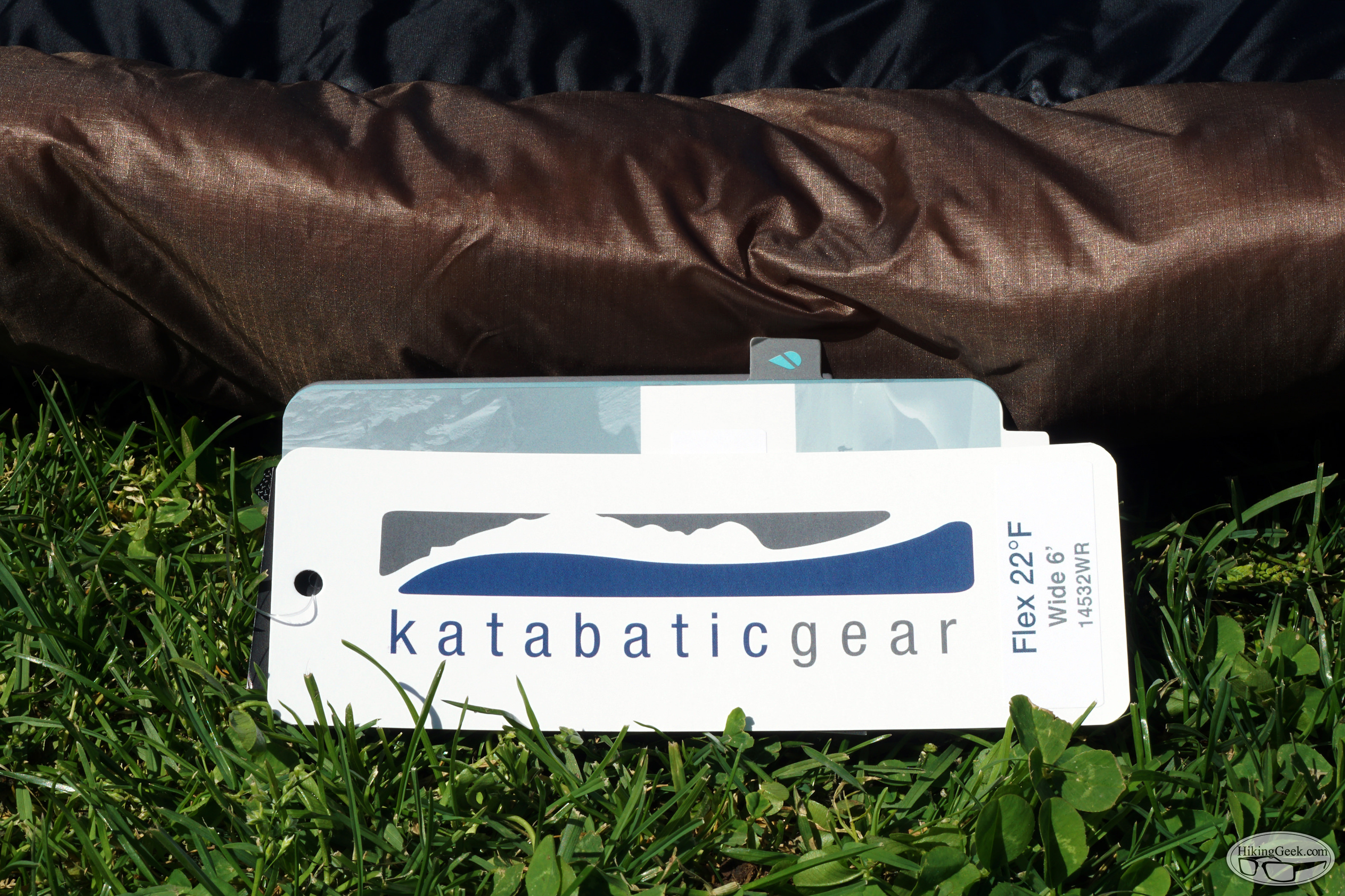 Gear Review: Katabatic Gear Flex 22°F Backpacking Quilt