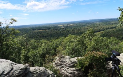 Overnight Stays around the Shawnee National Forest