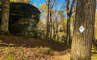 Hiking with Shawn's Trail Guide Series: East Trigg to Splatterstone Fall