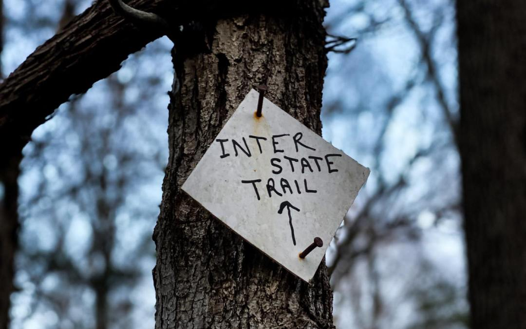 Hiking with Shawn's Trail Guide Series: Interstate Trail