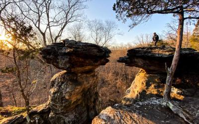 Giant City State Park Trail Guide