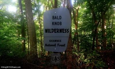 Bald Knob Wilderness