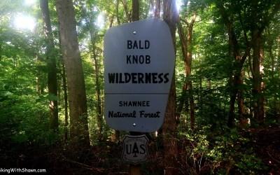 Bald Knob Wilderness Guide