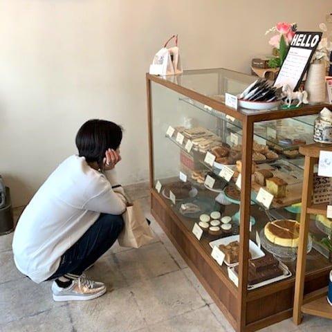 ケーキ屋さんと私
