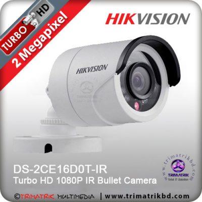 HIKVISION DS-2CE16D0T-IR CCTV Camera Bangladesh