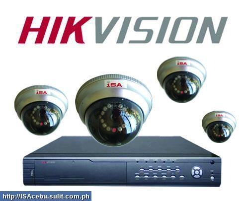 Hikvision CC Camera Kishoreganj