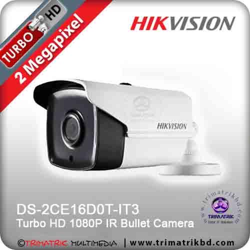 Hikvision DS-2CE16D0T-IT3 Bangladesh
