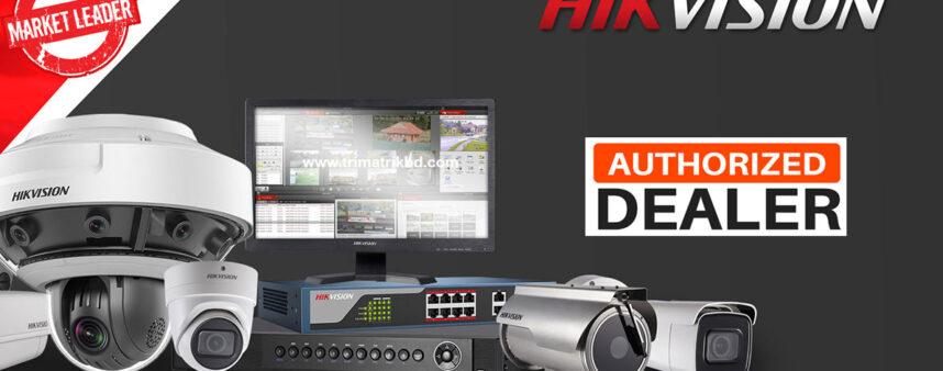 Hikvision Online Shop in BD, Authorised Dealer Hikvision, Trimatrik, Hikvision bd