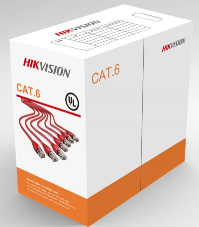 HIKVision CAT6 Cable in Bangladesh