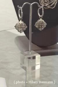 Youngjoo Yoo earrings