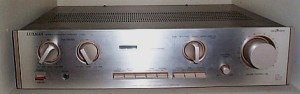 Luxman audio products