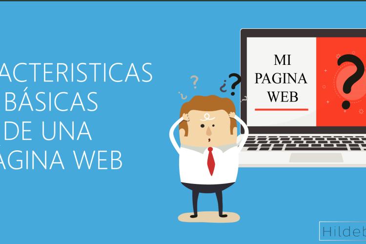 Datos basicos para hacer una web