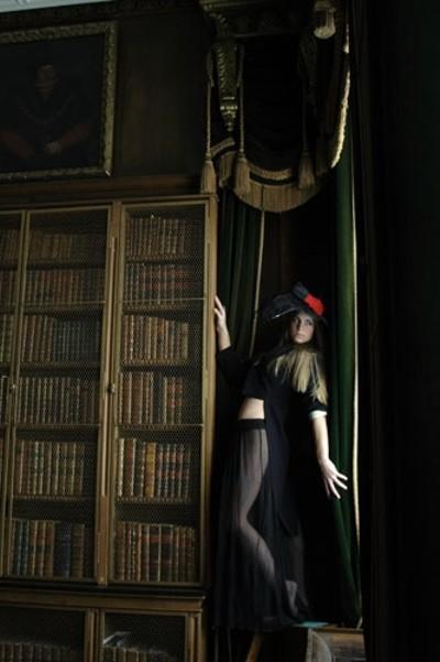 Longleat Heloise 2 Os incríveis chapéus londrinos da brasileira Cristina Eastwood