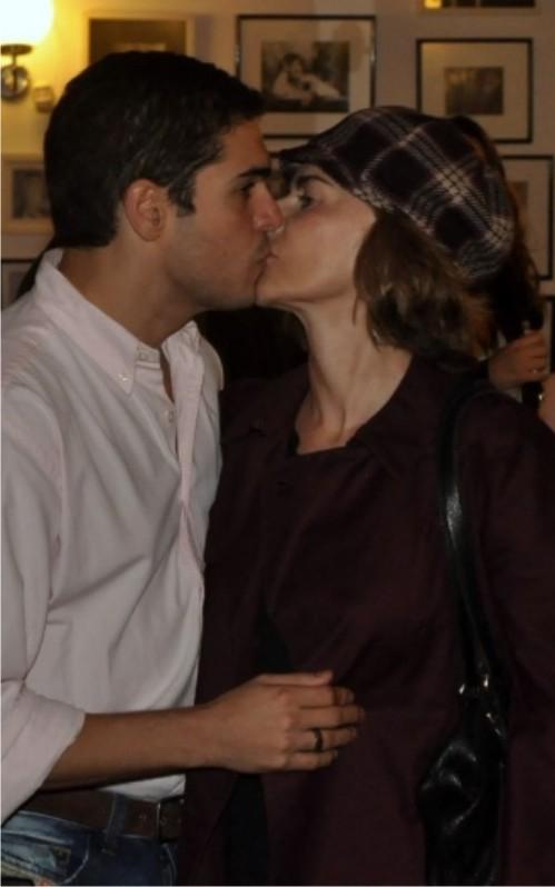 mp2 A fofíssima história de amor de Maitê Proença e Alexandre Colombo