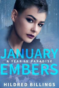 January Embers Cover