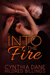Cover for Into the Fire