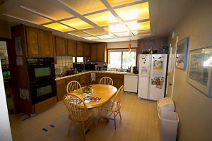 poor lighting, kitchen before,