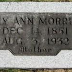 Jaly Ann Holder Morriss